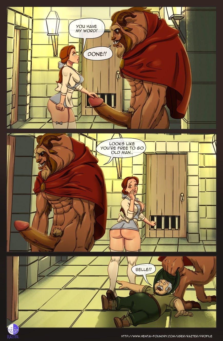 Booty and the Beast 04