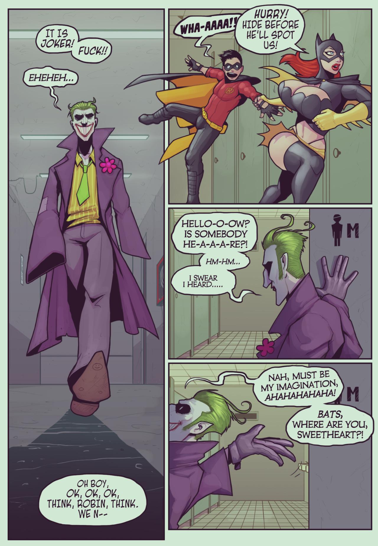 Batgirl Loves Robin 04