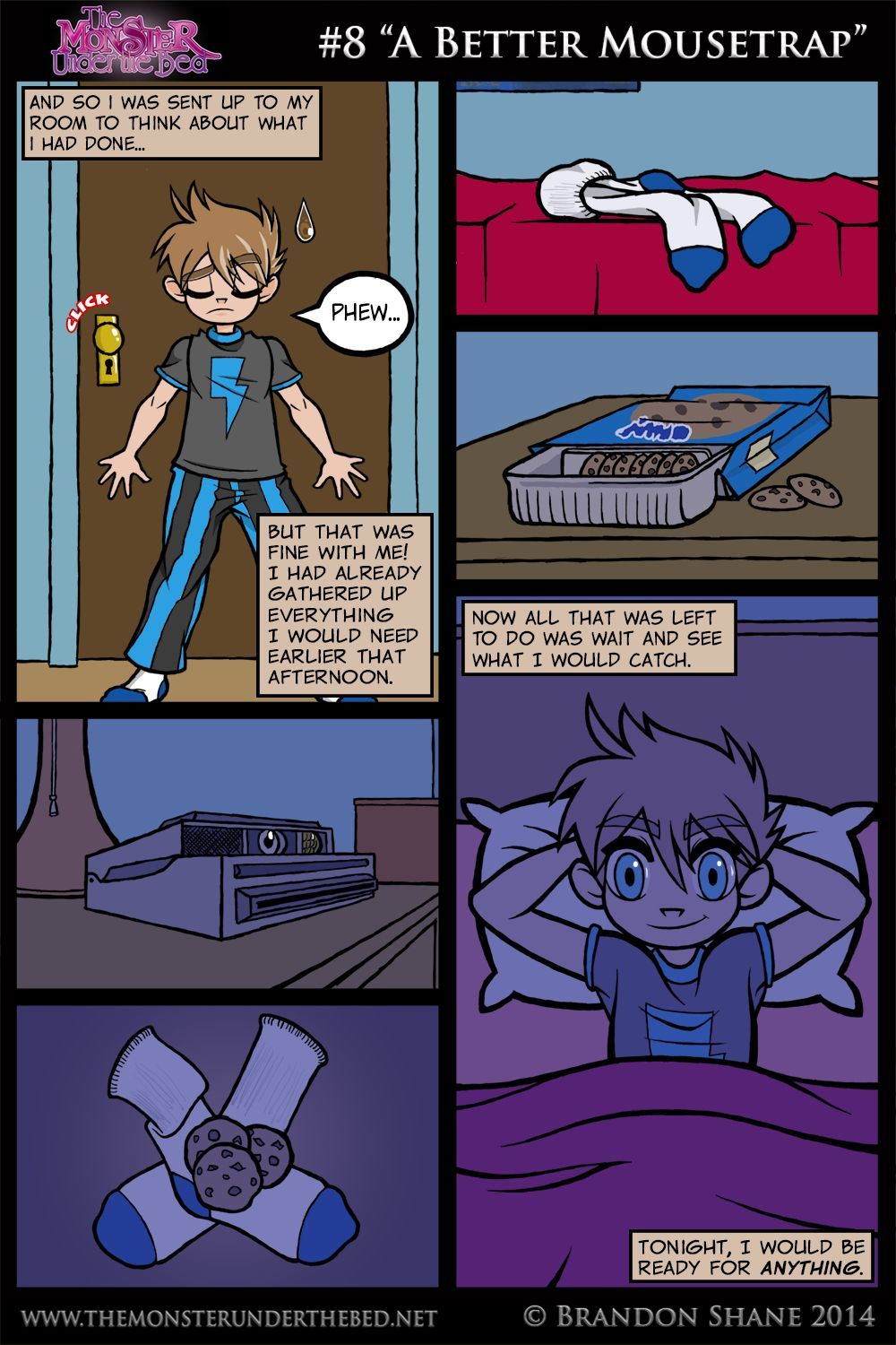 The Monster Under the Bed 09