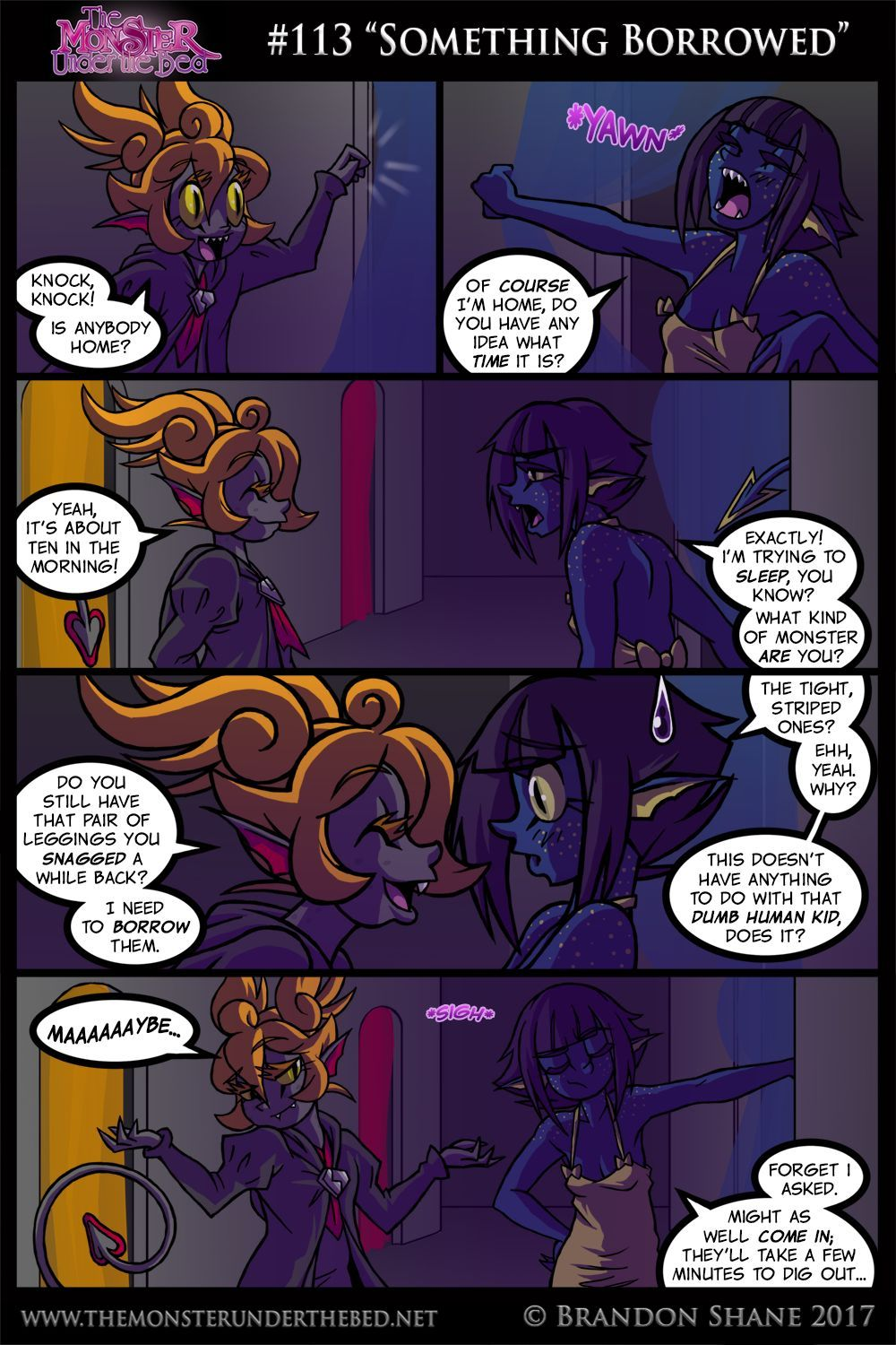 The Monster Under the Bed 114