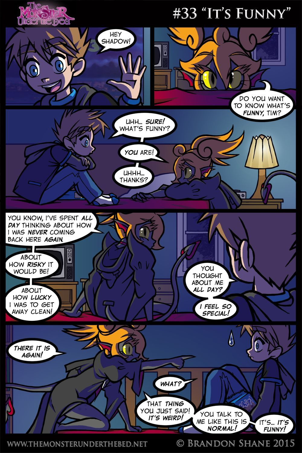 The Monster Under the Bed 34