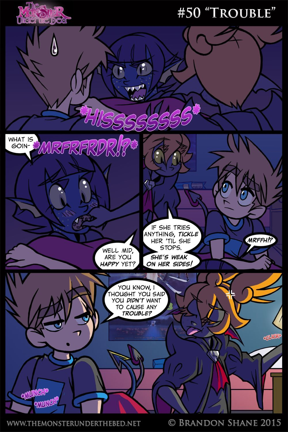 The Monster Under the Bed 51