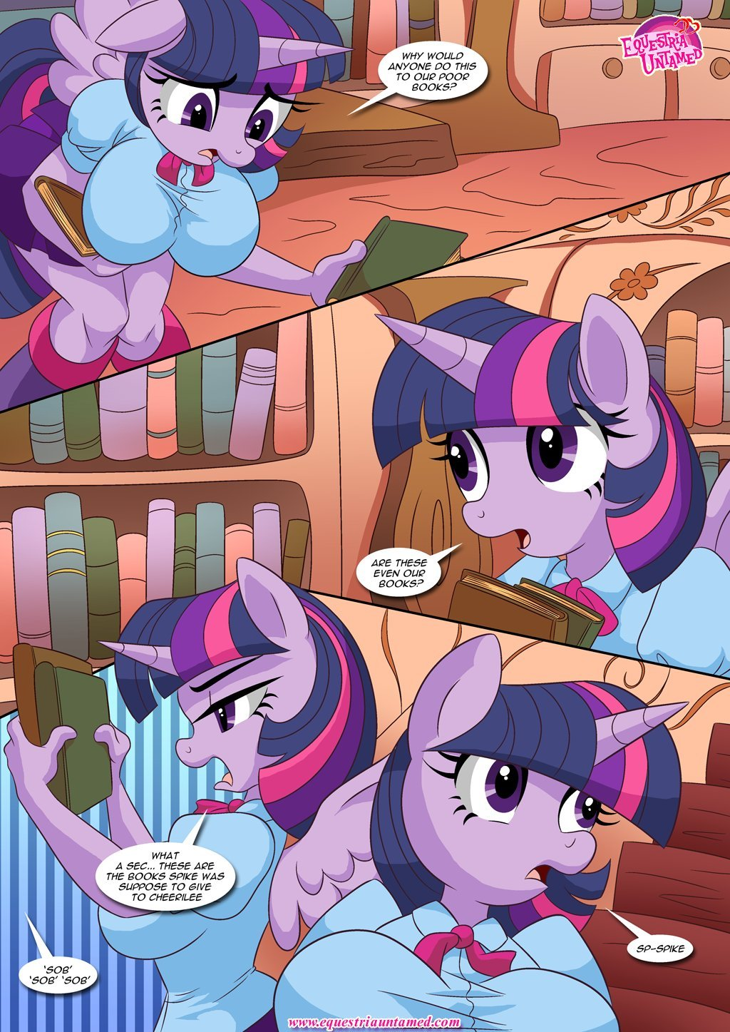 Sex Ed with Miss Twilight Sparkle 04