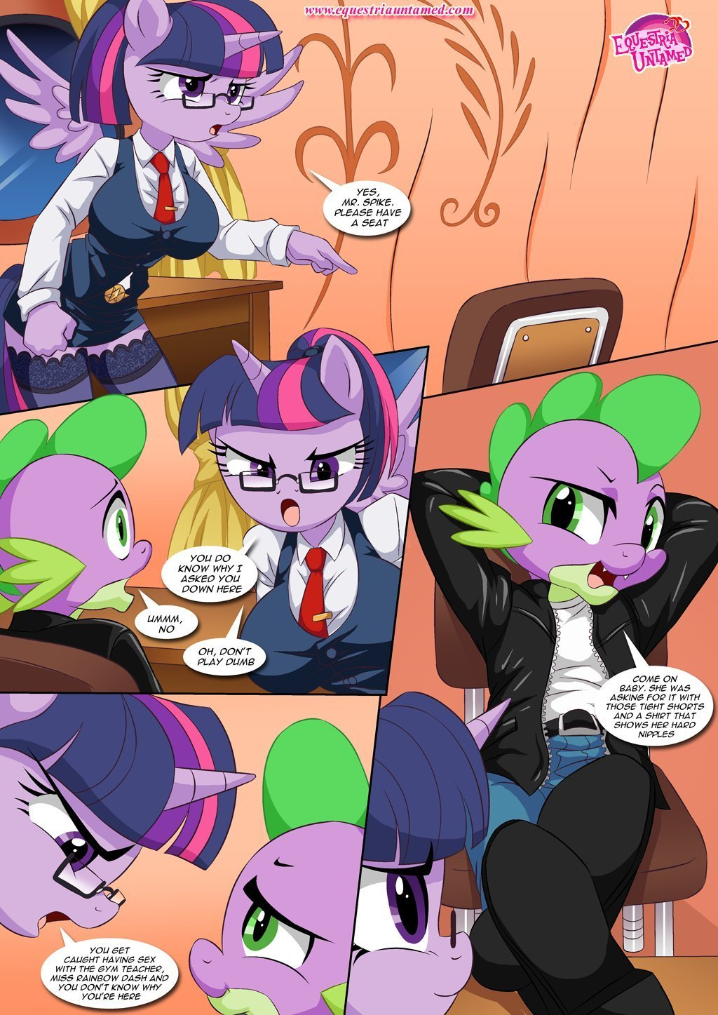 Sex Ed with Miss Twilight Sparkle 17