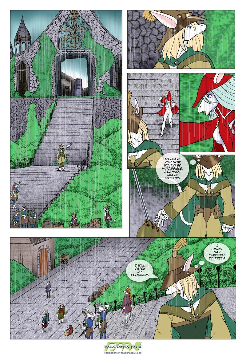 The Colors of Sorrow Palcomix 02