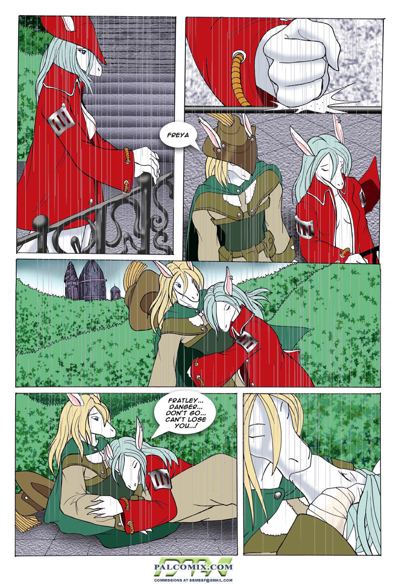 The Colors of Sorrow Palcomix 03