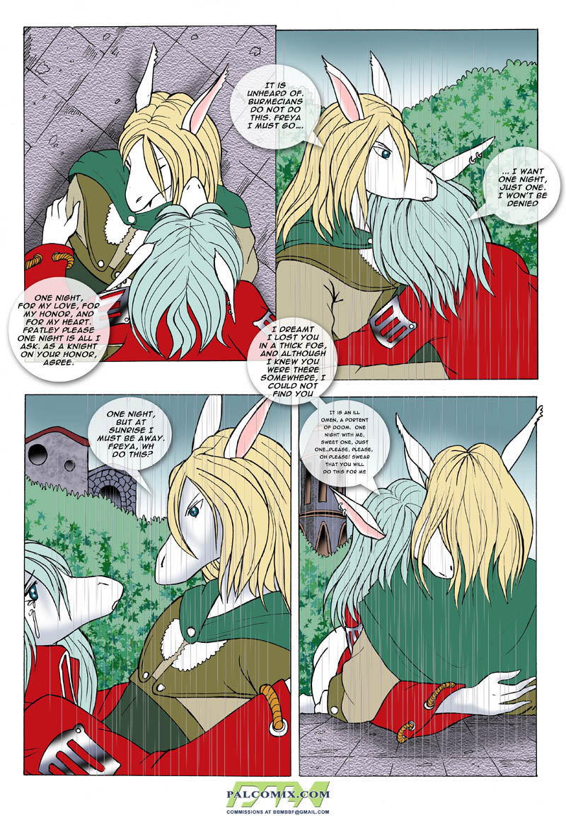 The Colors of Sorrow Palcomix 04