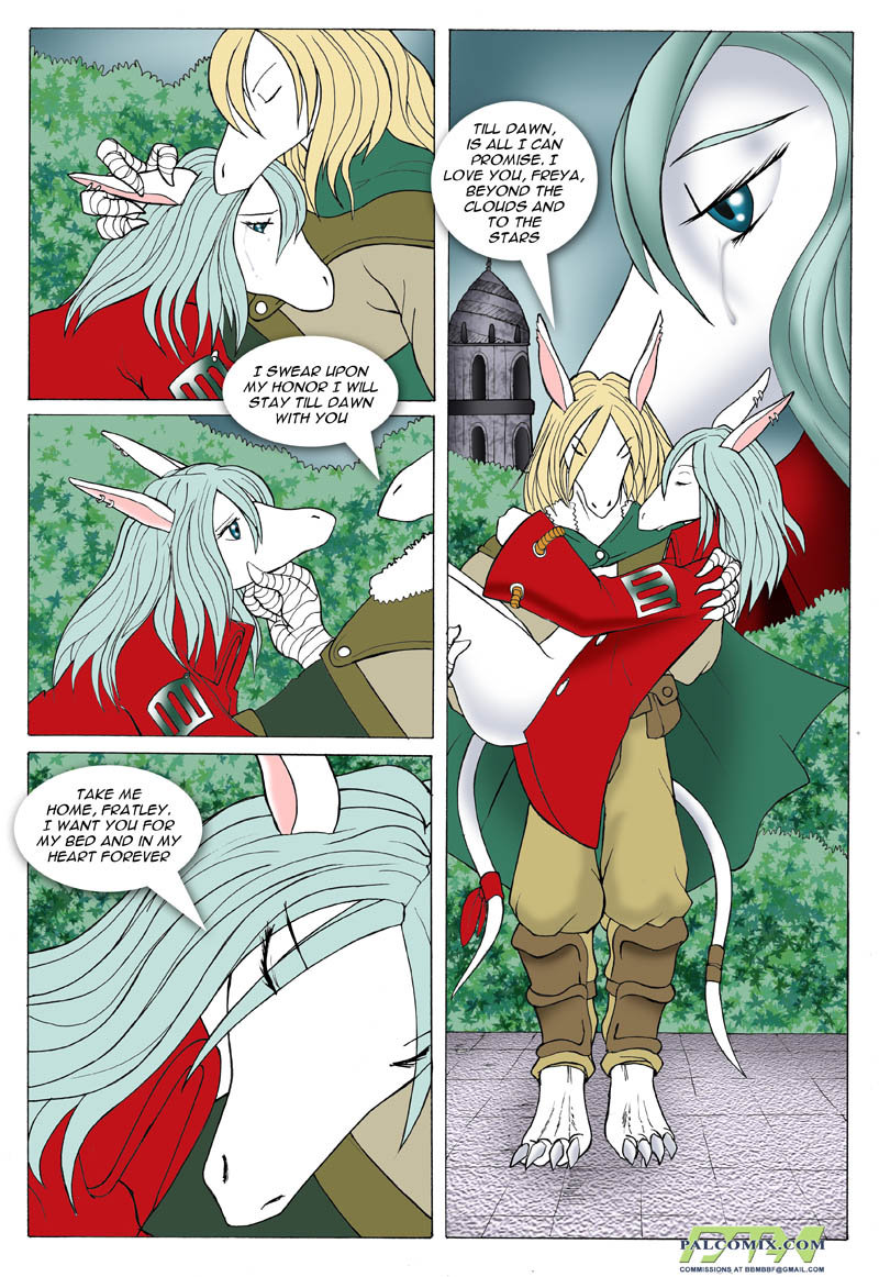 The Colors of Sorrow Palcomix 05