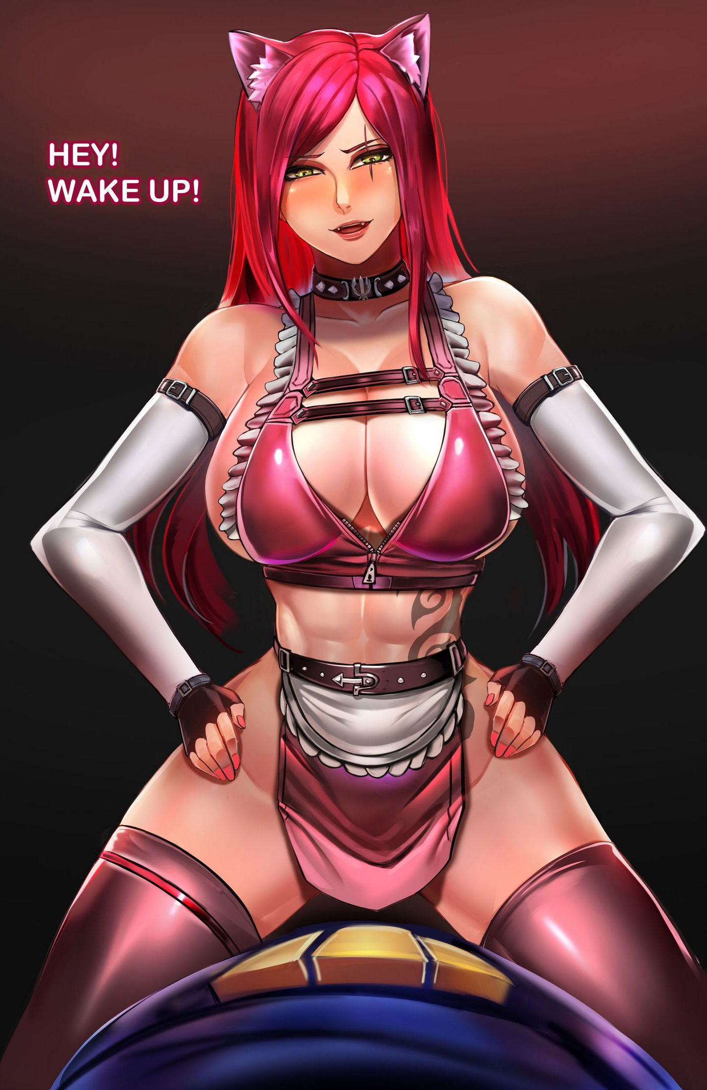 Katarina Wake up Call 01