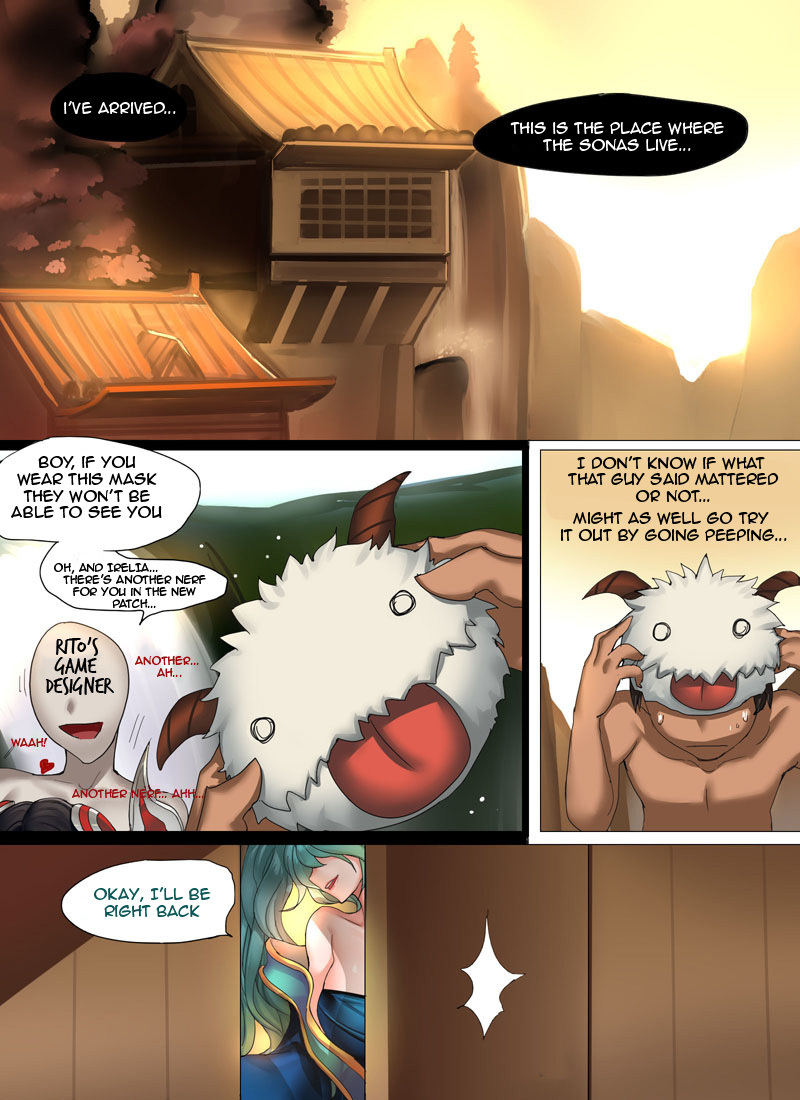 Sona's Home First Part 03