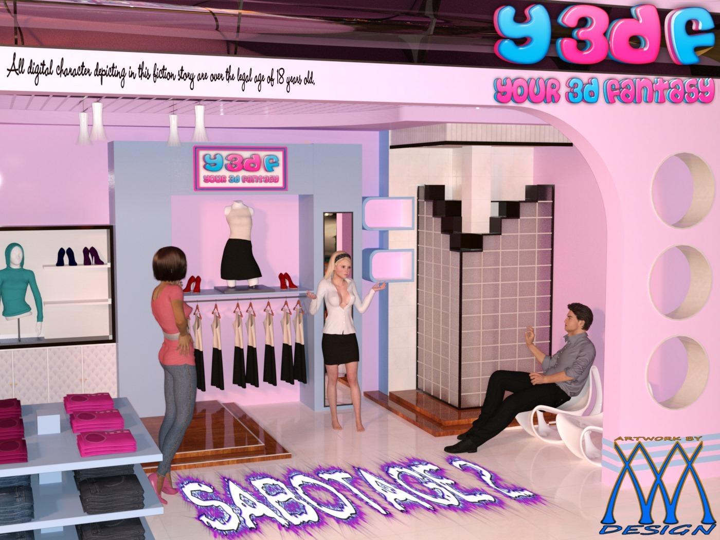 Sabotage 2 – Y3DF 01