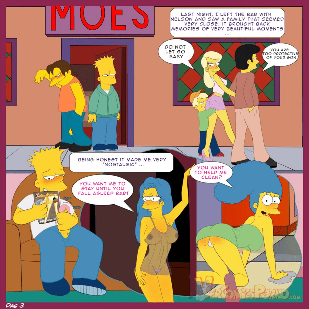 Old Habits 1 Simpsons 04