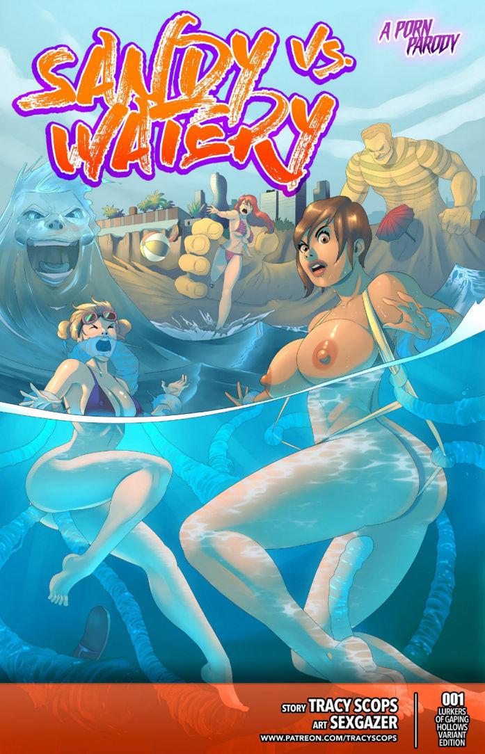 Sandy vs Watery Tracy Scops 01