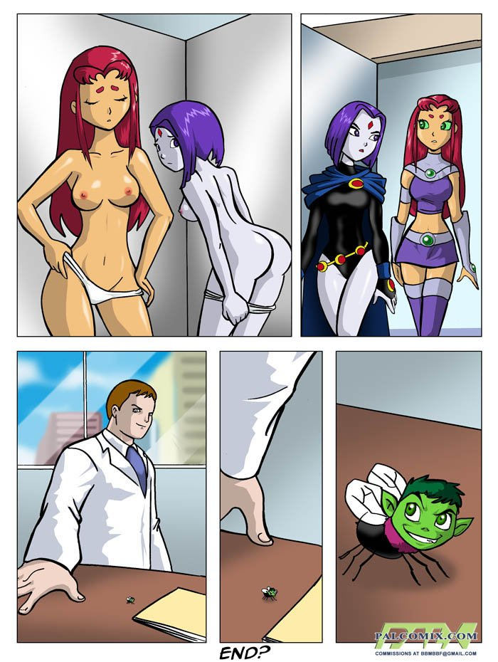 Teen Titans Go to the Doctor 10