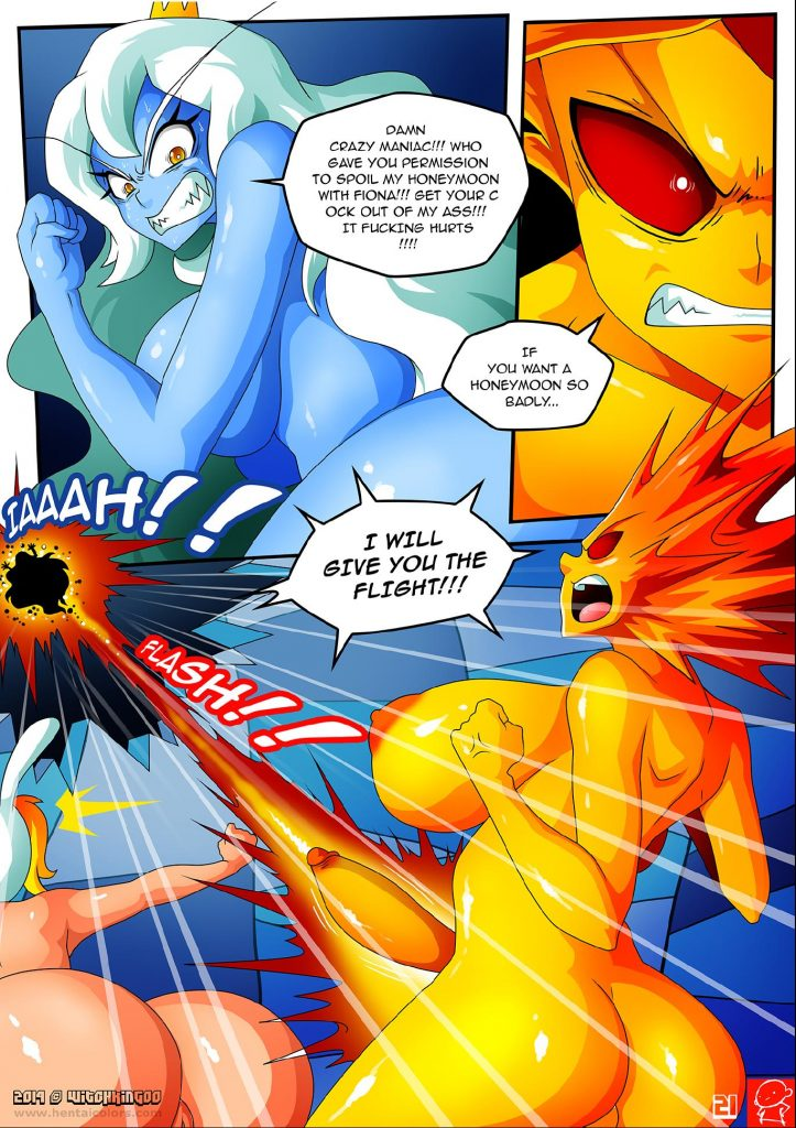 Adventure Time Ice Age Witchking00 Free Adult Comix 22