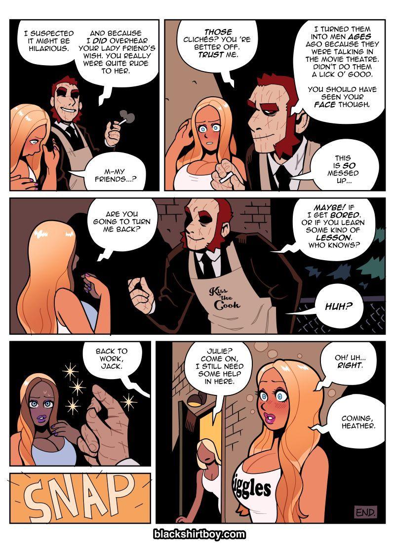 How I Became A Giggles Girl Blackshirtboy 21