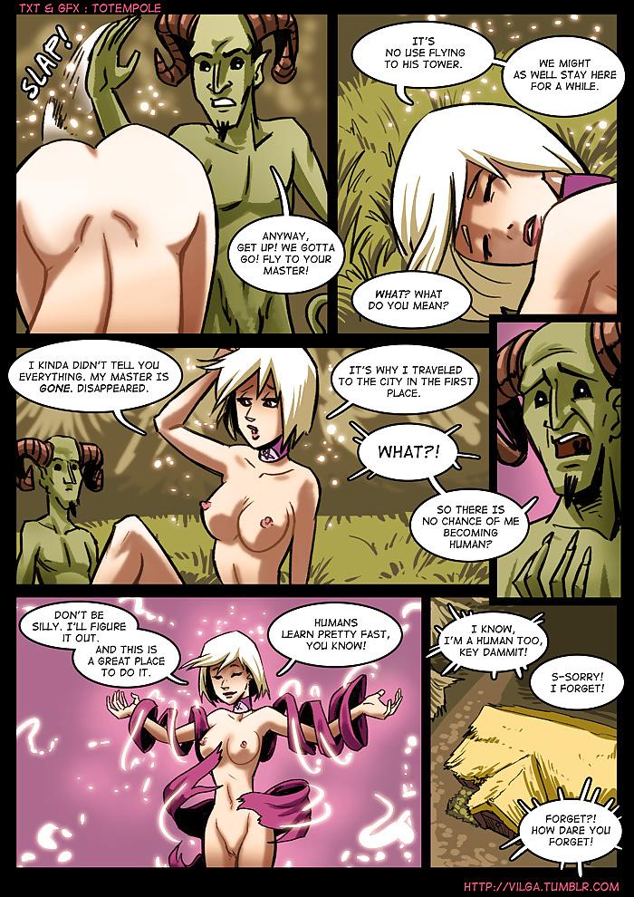 The Cummoner 2 Witch Morwena 23