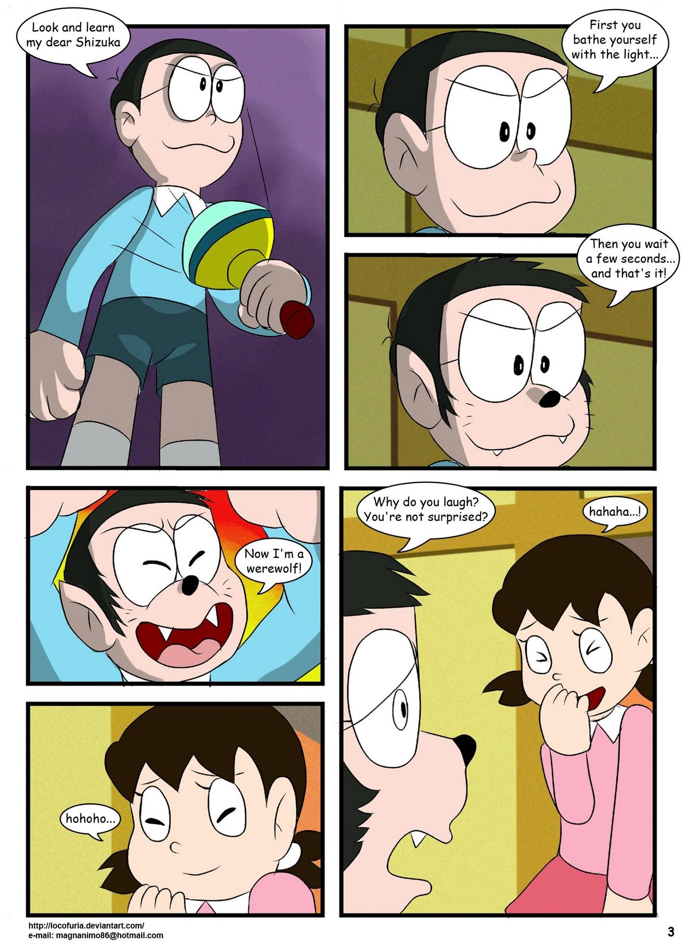 Doraemon Tales of Werewolff 05