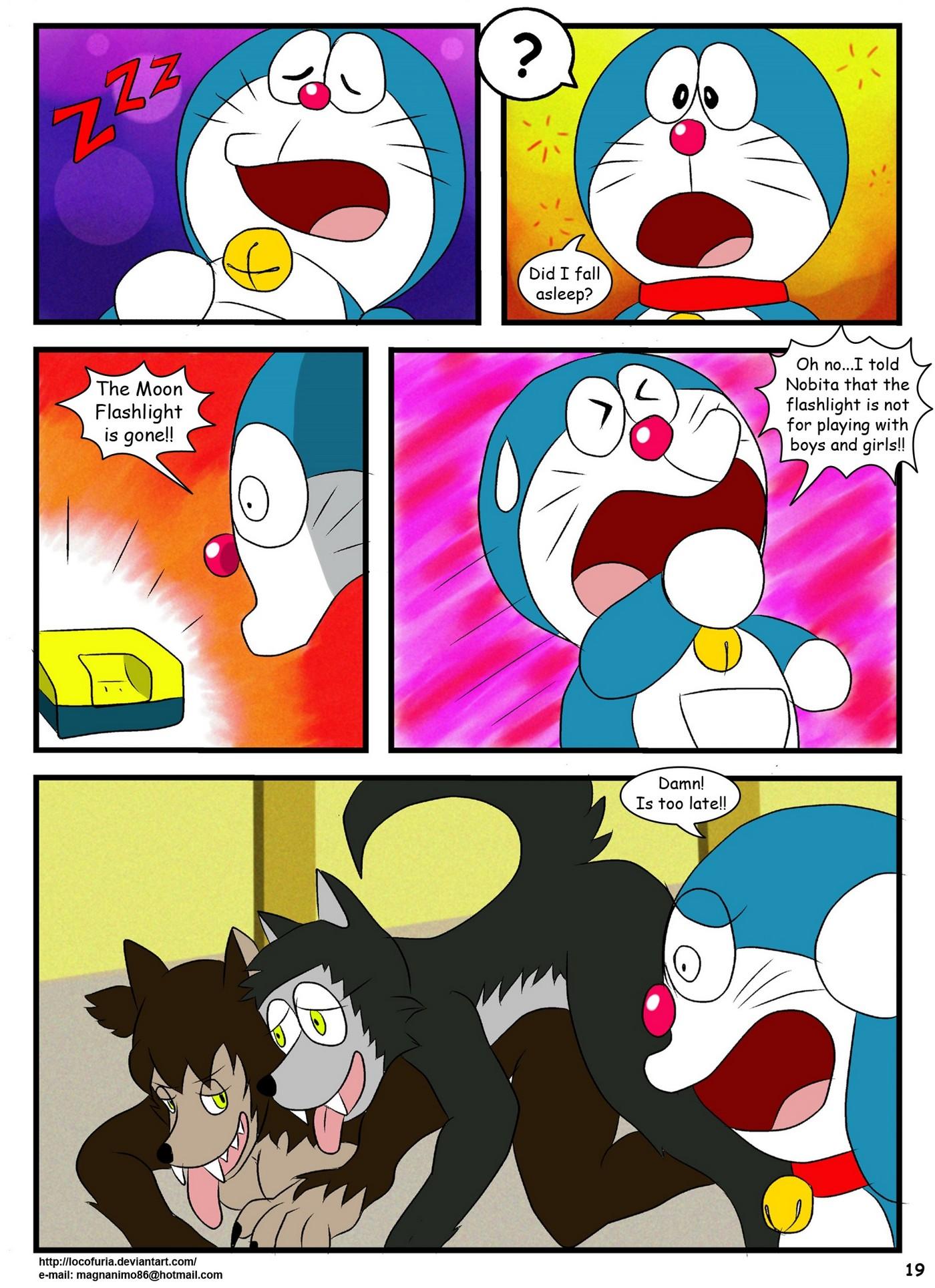 Doraemon Tales of Werewolff 21