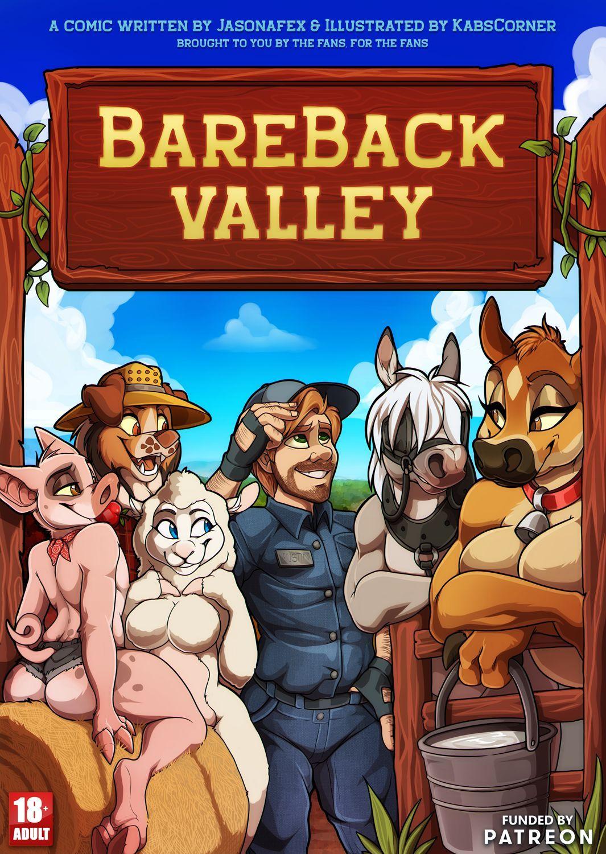 Bareback Valley 01
