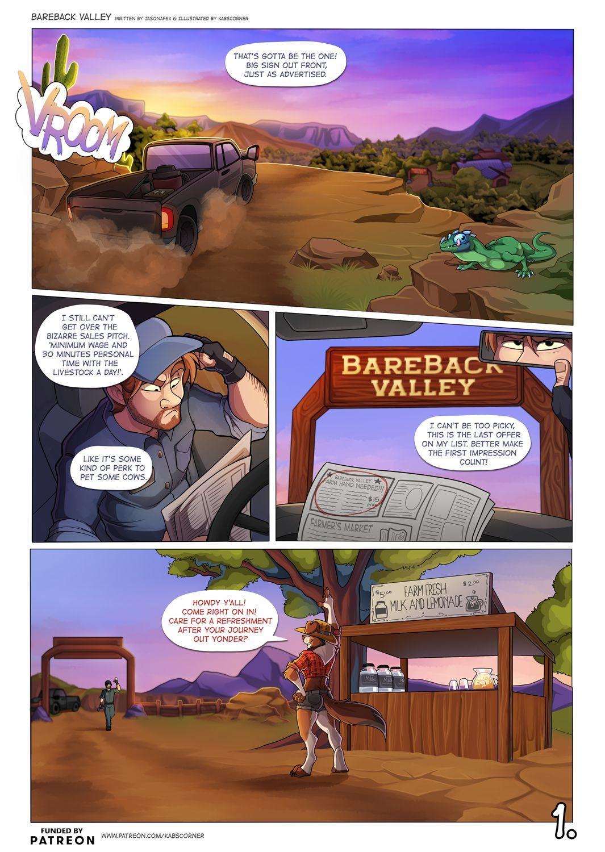 Bareback Valley 02