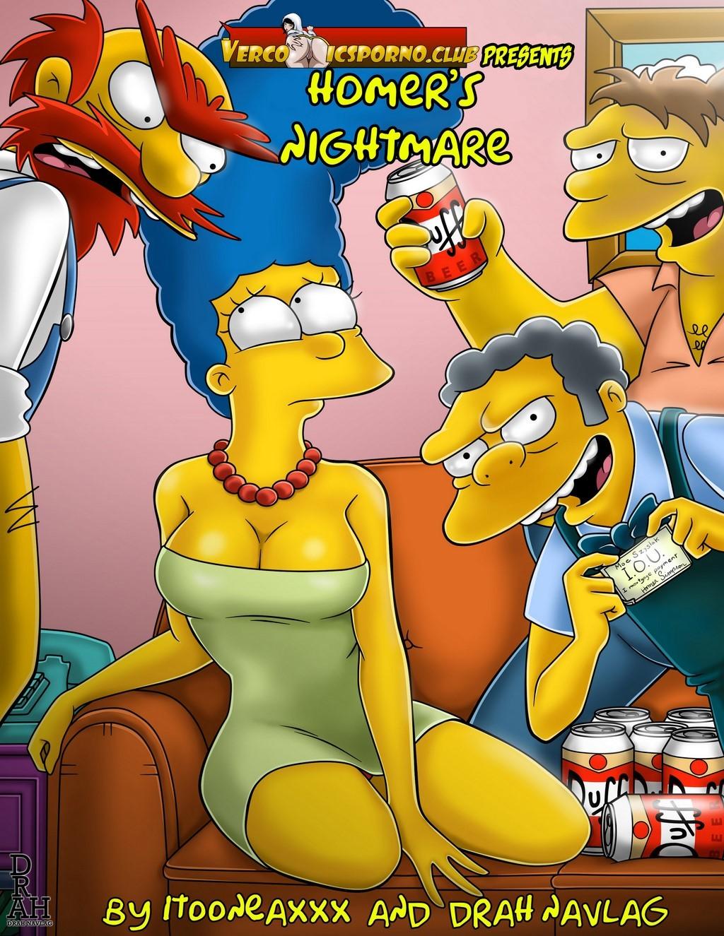 Homer Nighmare 00