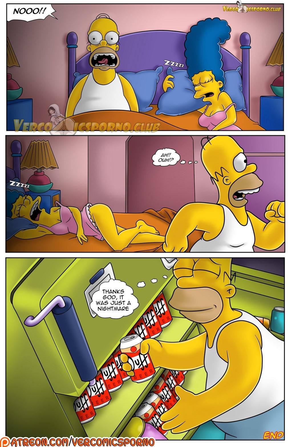 Homer Nighmare 05