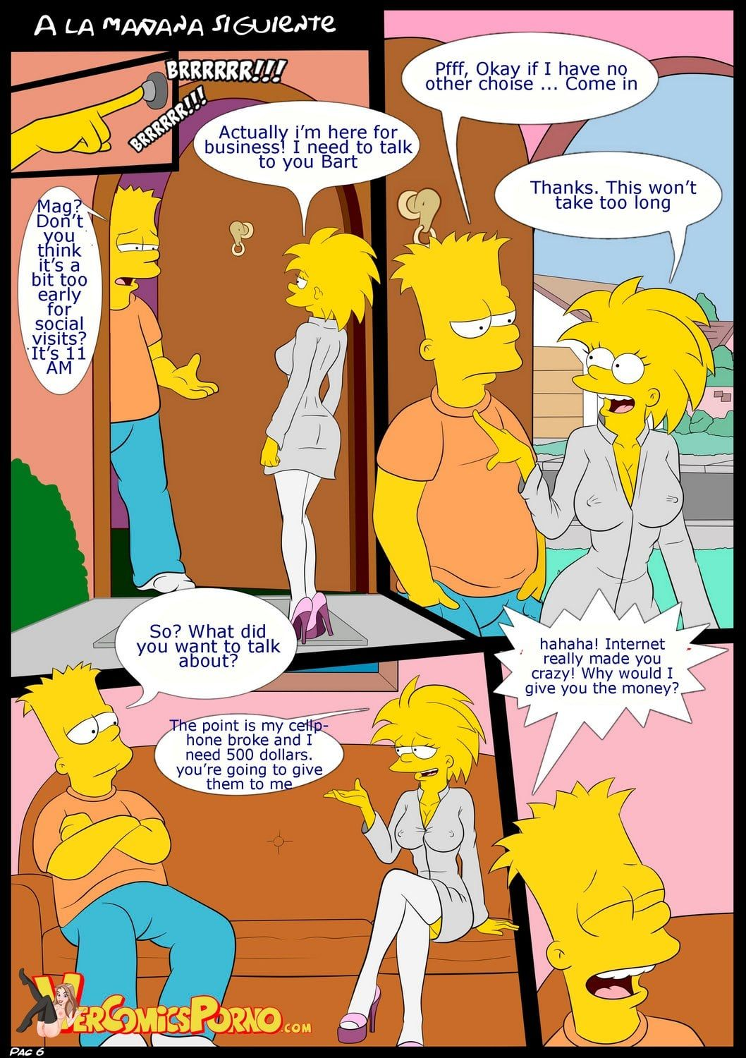 Old Habits 2 Simpsons 07