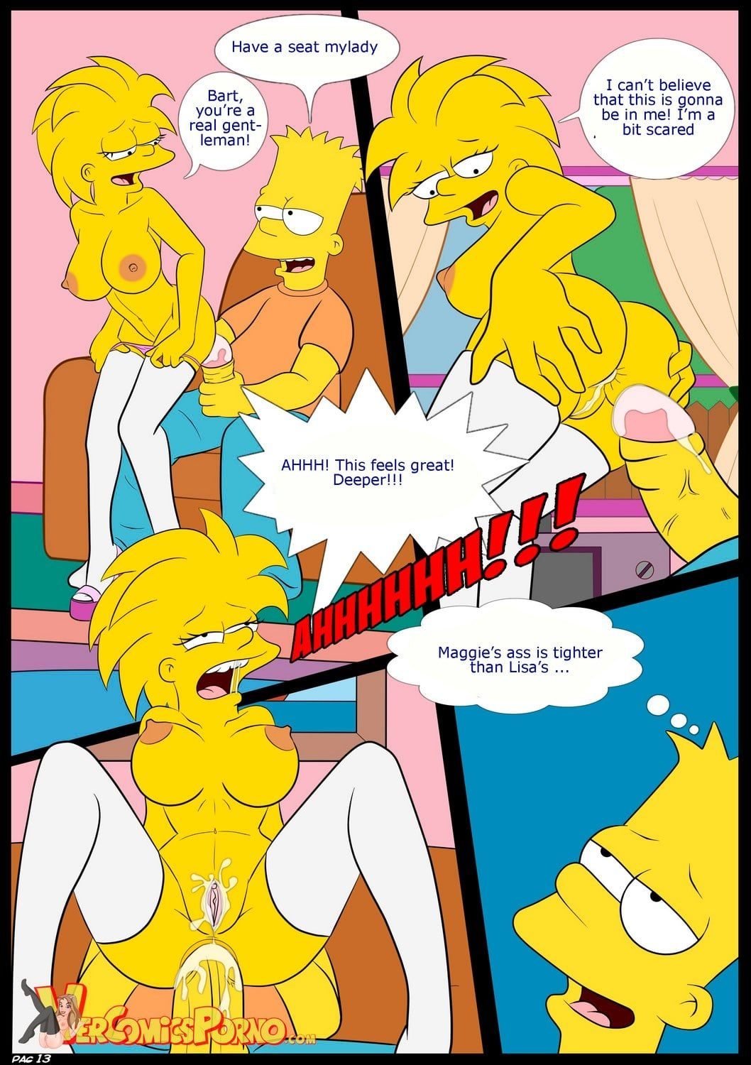 Old Habits 2 Simpsons 14