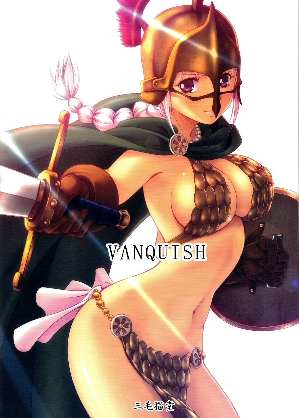 VANQUISH 34
