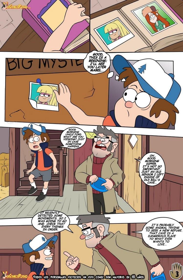 One Summer Of Pleasure 2 Gravity Falls 04