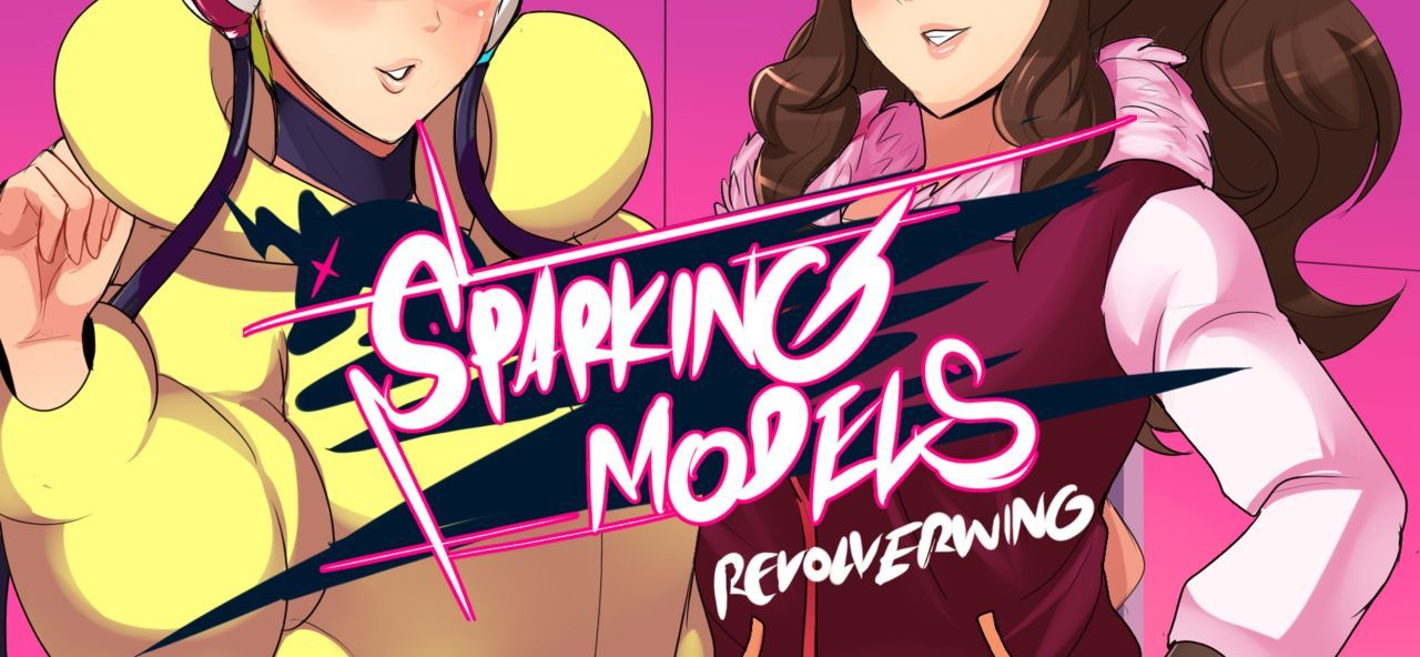 Sparking Models Pokemon 01