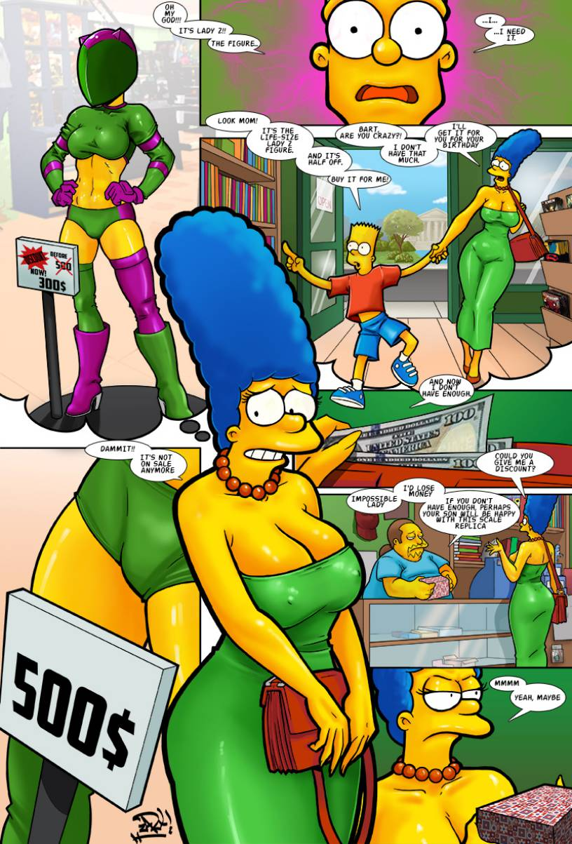 The Gift The Simpsons 01