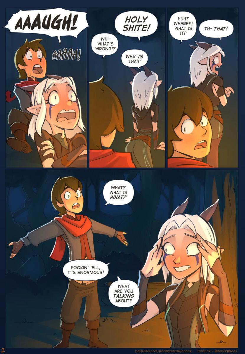Hung Princes and Horny Elves 04