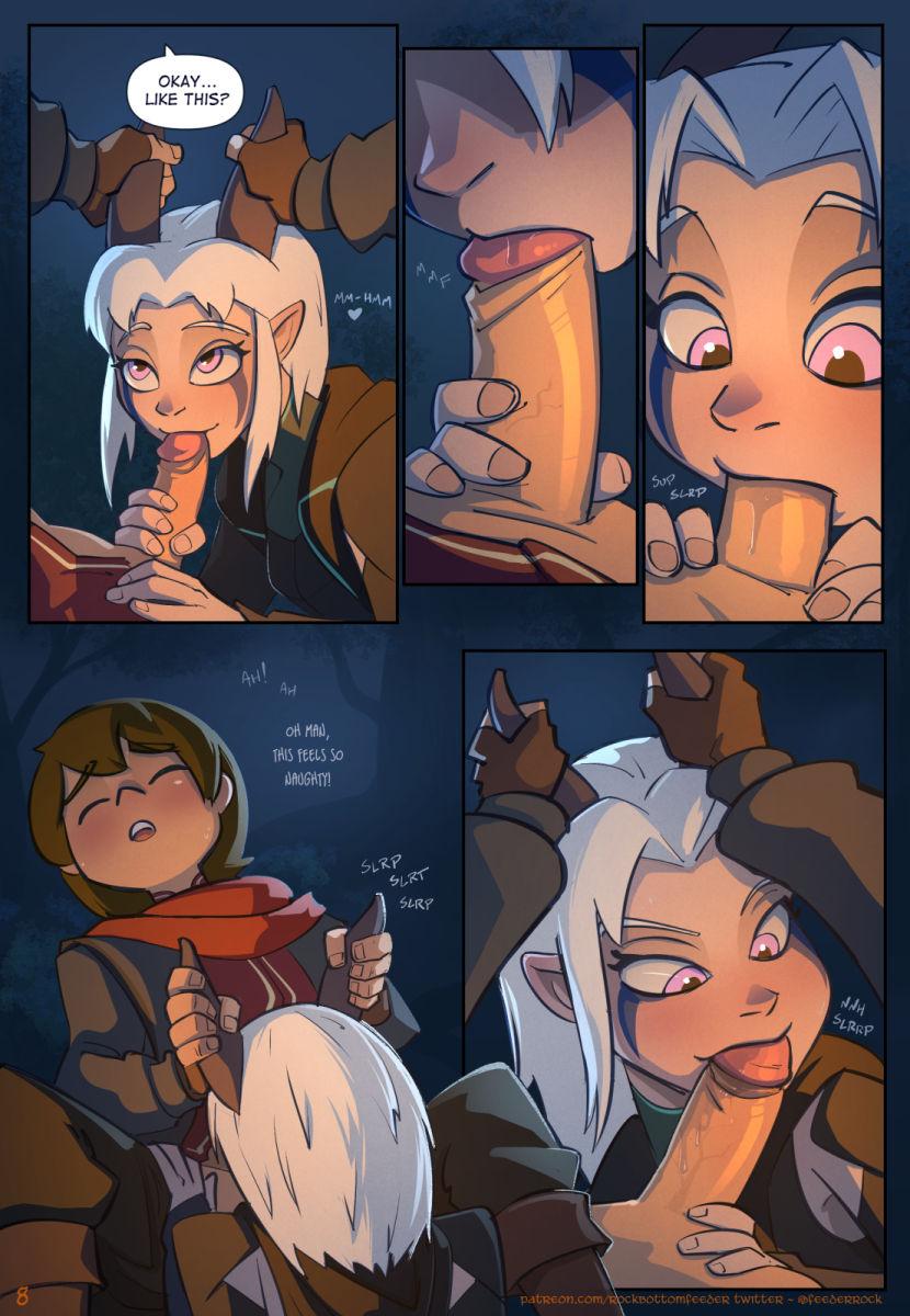 Hung Princes and Horny Elves 10