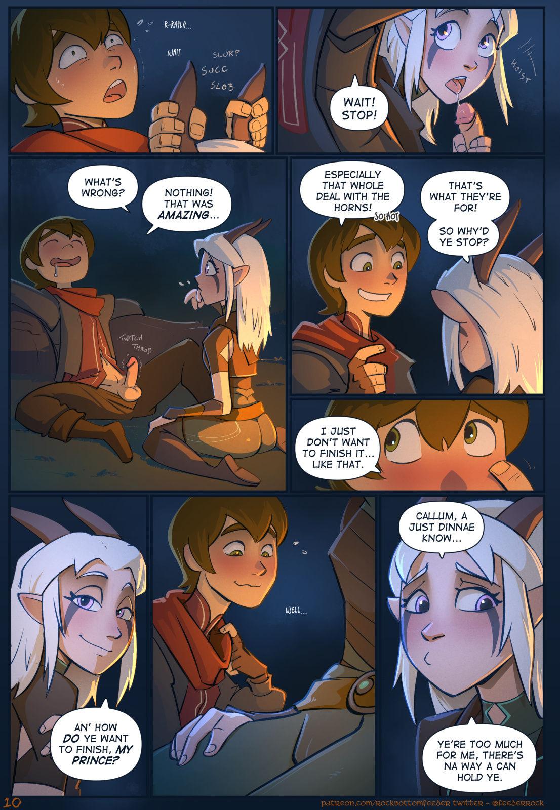 Hung Princes and Horny Elves 12