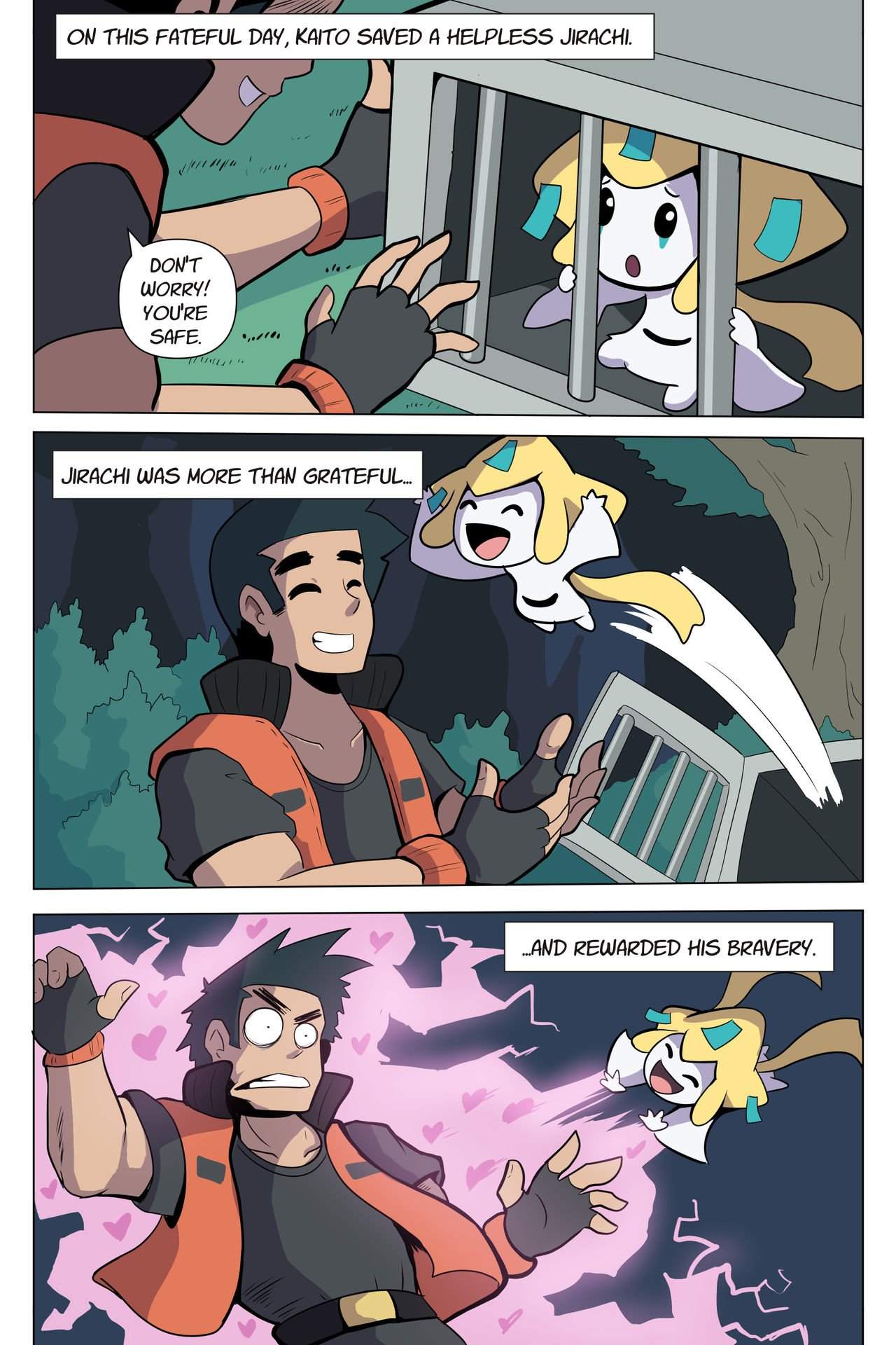 Pokemon Go Porn Comic