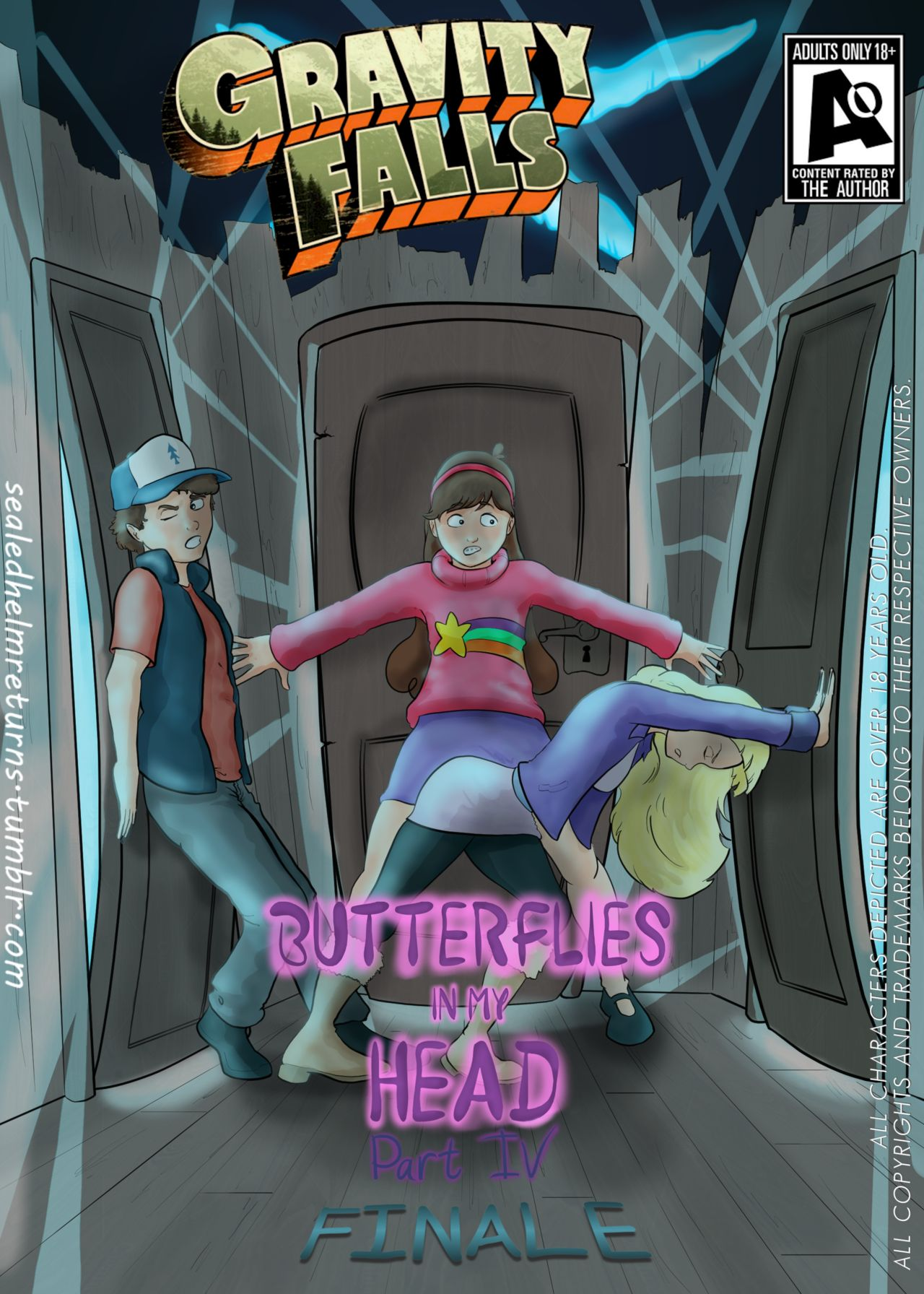 Butterflies in My Head 4 Gravity Falls 01