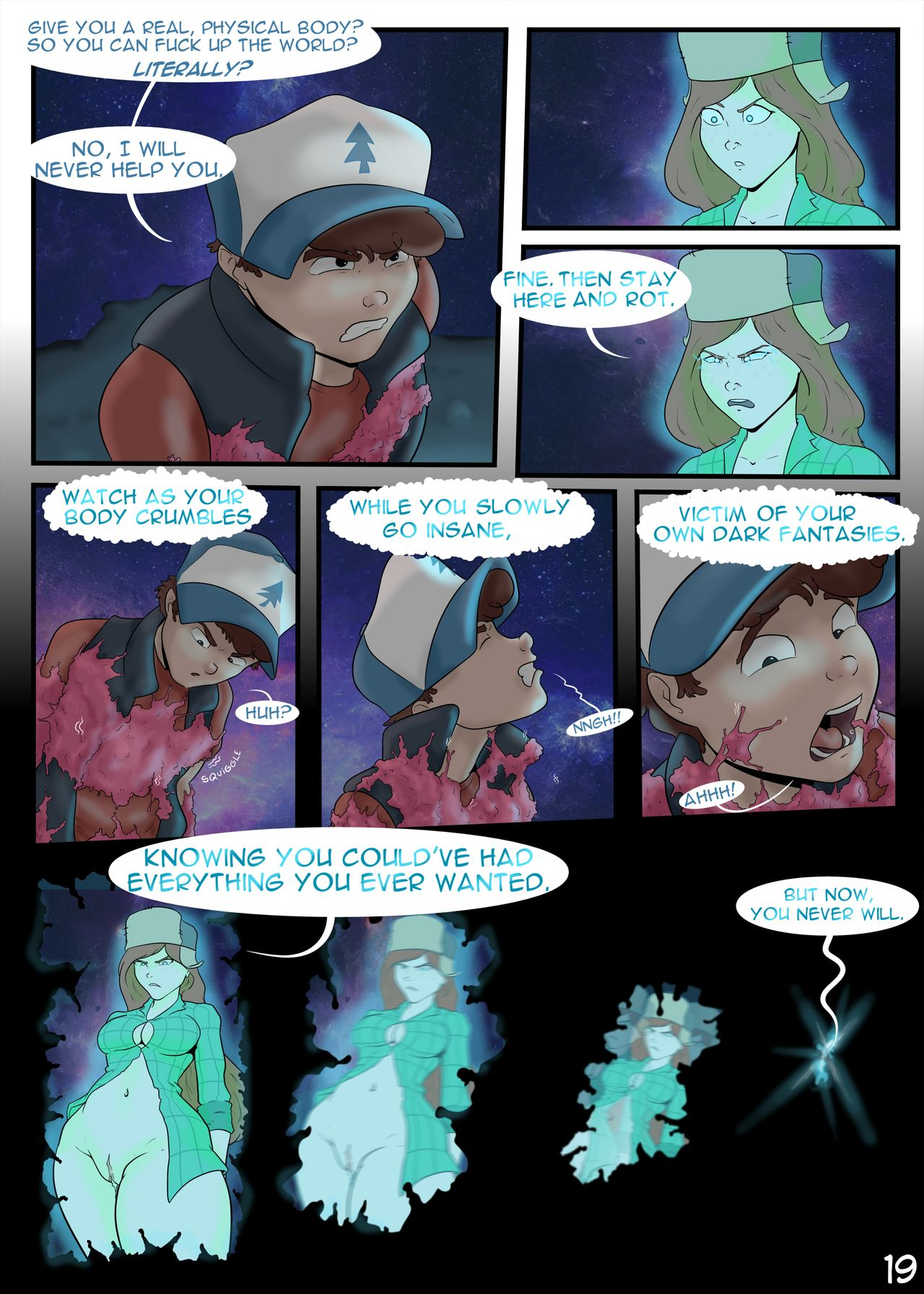 Butterflies in My Head 4 Gravity Falls 20