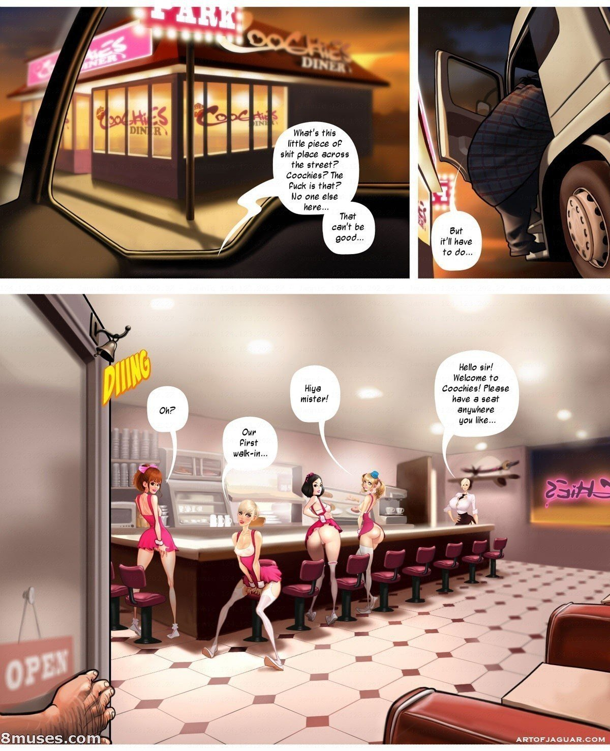 Coochies Diner 04