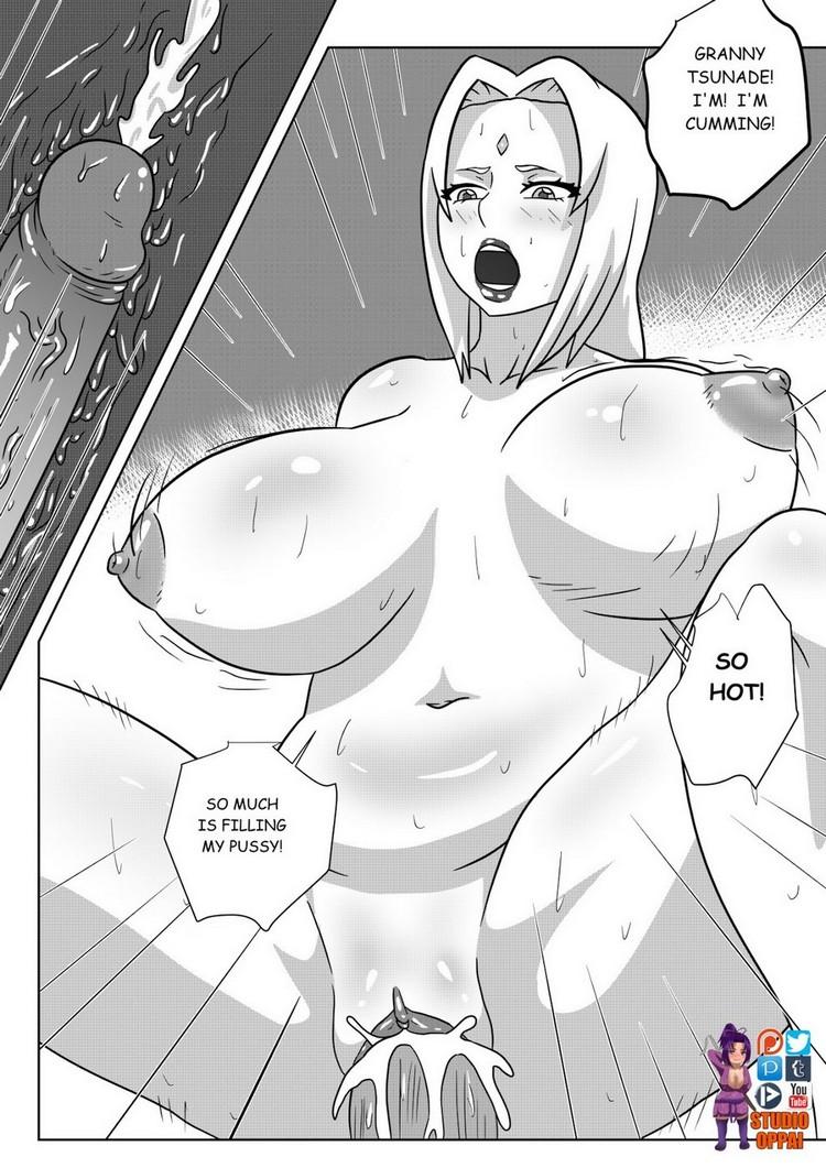 Naruto X Tsunade 07
