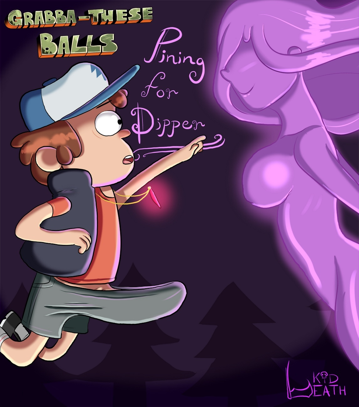 Pining for Dipper 01