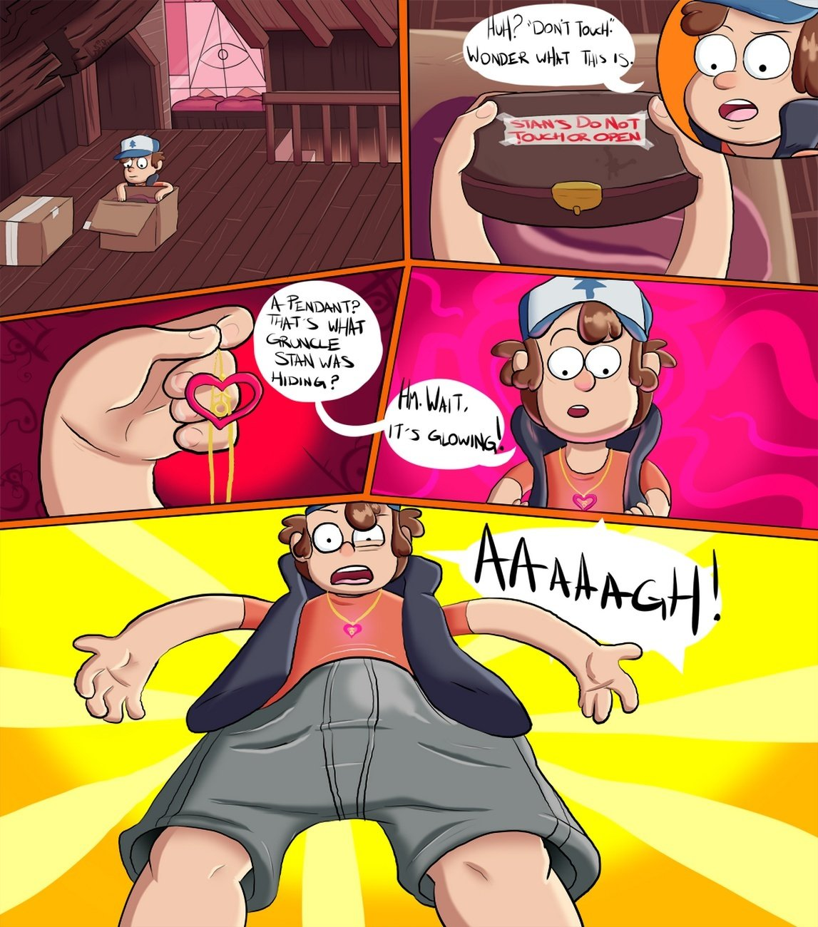 Pining for Dipper 02