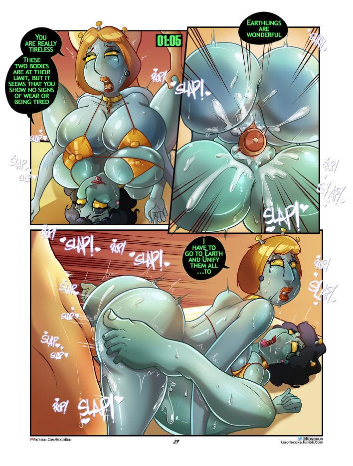 Quagmire Into The Multiverse 28