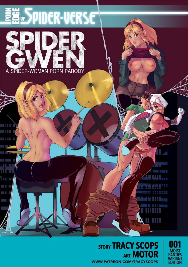 Spider Gwen 01