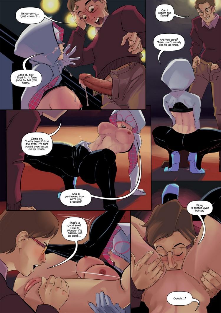 Spider Gwen 08