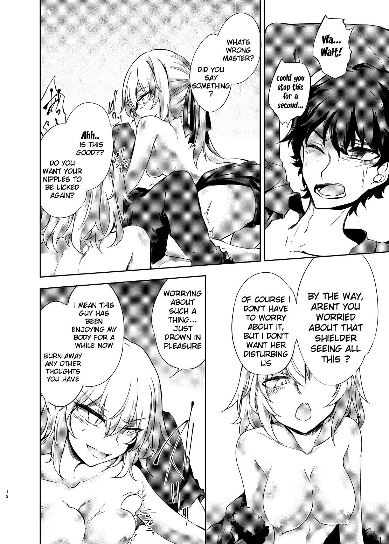 Shinjuku Gyakure Alter Knight Fate Grand Order Porn 11