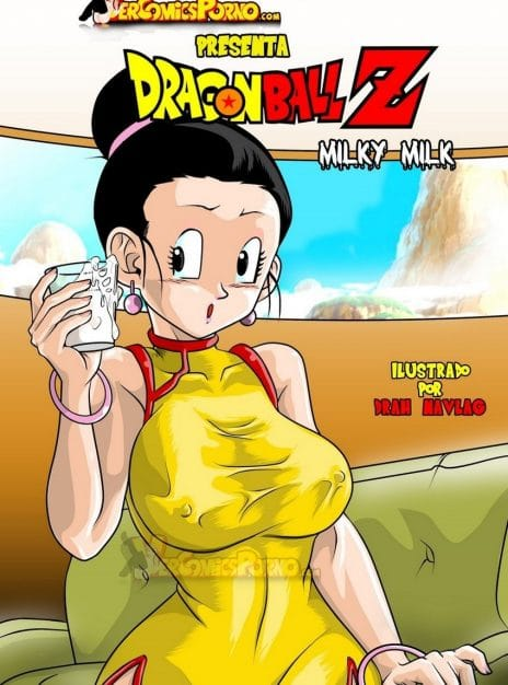 Dragon Ball Z Milky Milk