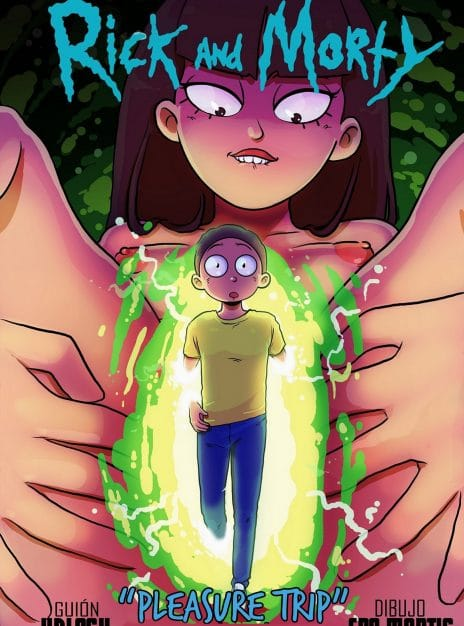 Rick and Morty – Pleasure Trip 1