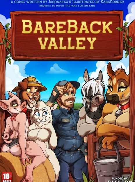 Bareback Valley